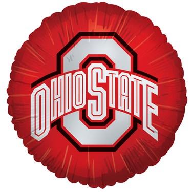 Ohio State Buckeyes Foil Balloon