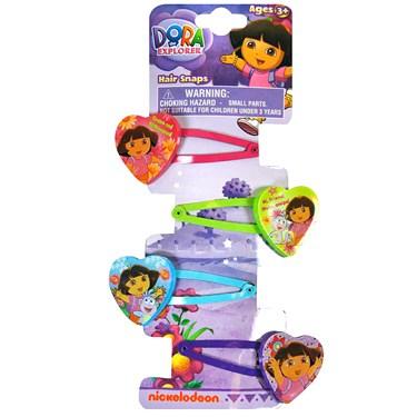 Dora Hair Snaps