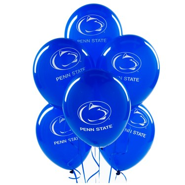 Penn State Nittany Lions Latex Balloons