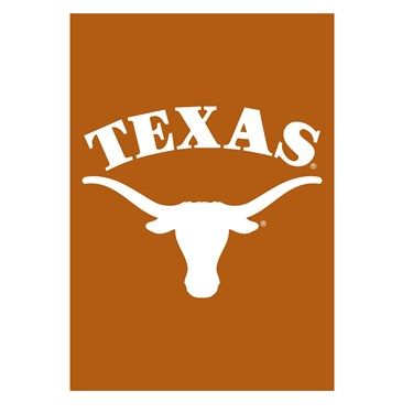 Texas Longhorns Window / Garden Flag