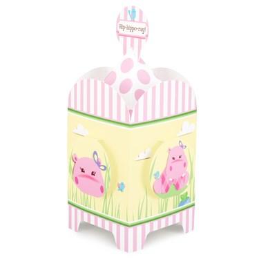 Hippo Pink Centerpiece