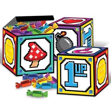 8-Bit Favor Boxes