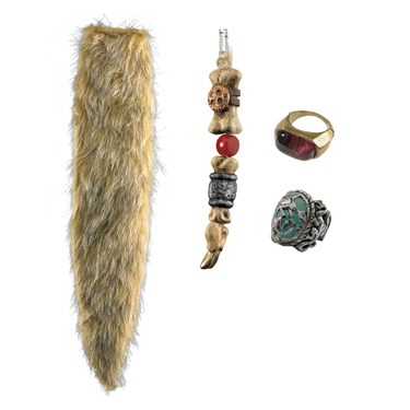 Pirates of the Caribbean 4 On Stranger Tides - Captain Jack Sparrow Accessory Kit (Child)