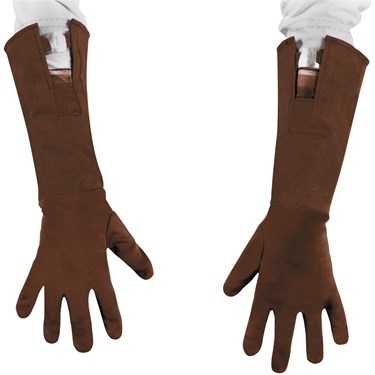 Captain America Movie - Captain America Gloves (Child)