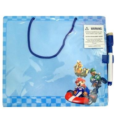 Mario Kart Wii Dry Erase Board