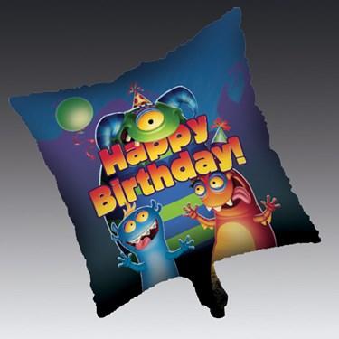 Monster Mania Foil Balloon