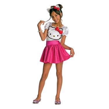 Hello Kitty - Hello Kitty Tutu Dress Kids Costume