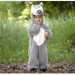 Little Wolf Toddler Costume