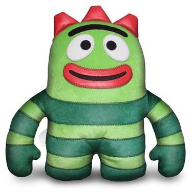Yo Gabba Gabba! Brobee Designer Plush Doll