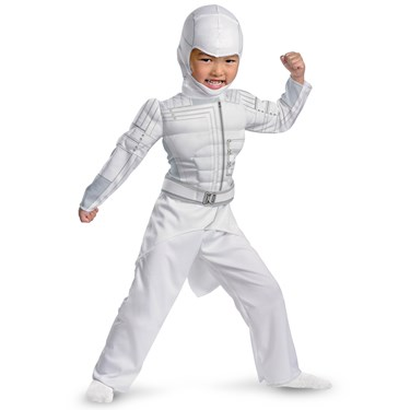 G.I. Joe Retaliation Storm Shadow Muscle Chest Kids Costume
