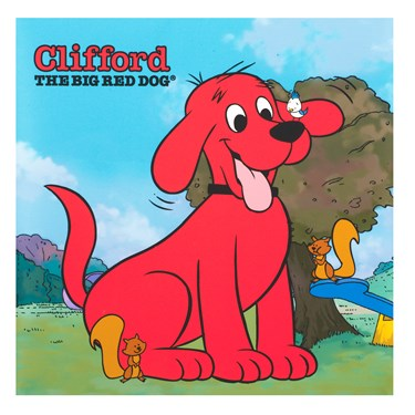Clifford The Big Red Dog - Lunch Napkins