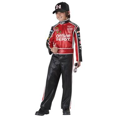 NASCAR Tony Stewart Kids Costume