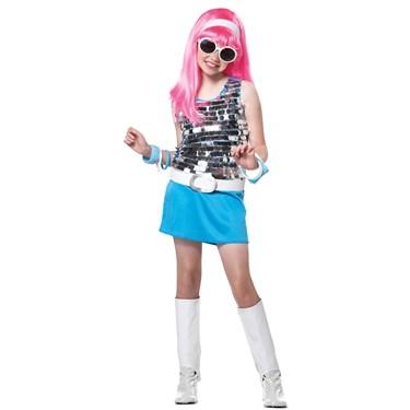 Go Go Girl Kids Costume