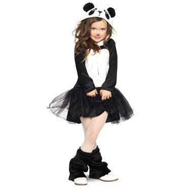 Precious Panda Toddler Costume