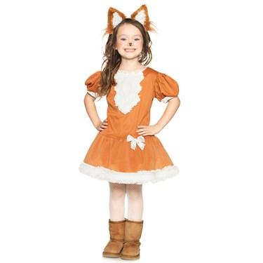 Feisty Fox Child Costume