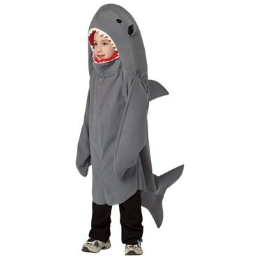 Shark Child Costume