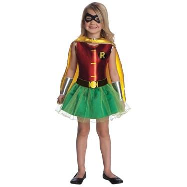 Robin Tutu Kids Costume