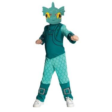 Skylanders Spyro's Adventure - Gill Grunt Kids Costume