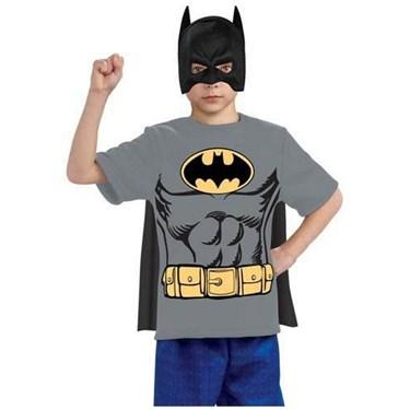Batman Kids Costume Kit
