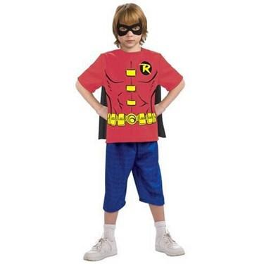Robin Kids Costume Kit
