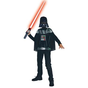 Star Wars Darth Vader Kids Costume Kit