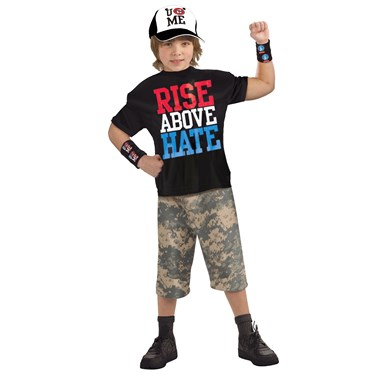 WWE John Cena Muscle Chest Kids Costume