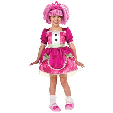 Lalaloopsy Deluxe Jewel Sparkles Kids Costume