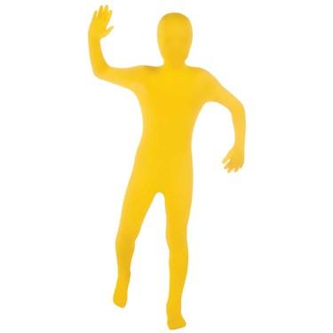 Yellow Skin Suit Kids Costume