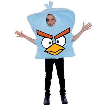 Rovio Angry Birds Space Ice Bird Kids Costume