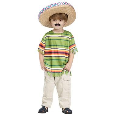 Little Amigo Toddler Costume