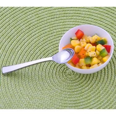 "Glimmerware 4"" Tasting Spoons"