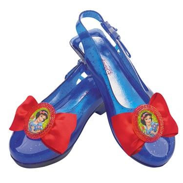 Disney Snow White Kids Sparkle Shoes