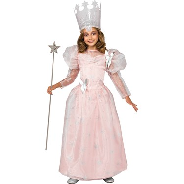 Wizard Of Oz-Glinda The Good Witch Deluxe Child Costume