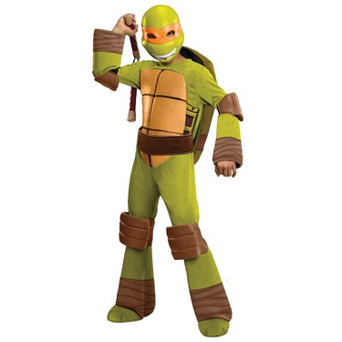 Teenage Mutant Ninja Turtle - Michelangelo Kids Costume