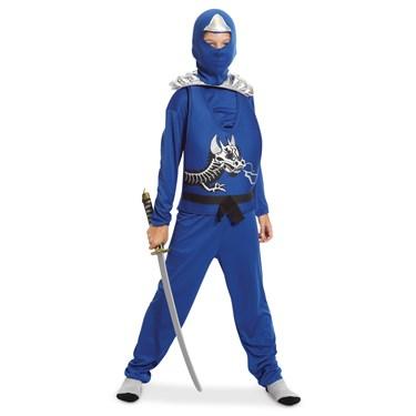 Blue Ninja Avengers Series II Child Costume