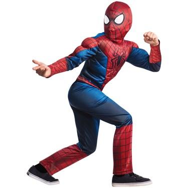 The Amazing Spider-Man 2 Deluxe Child Costume