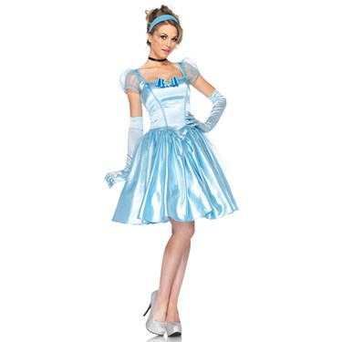 Disney Adult Classic Cinderella Costume