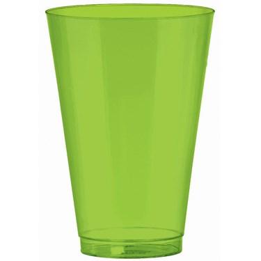 Kiwi 14 oz. Premium Plastic Cups