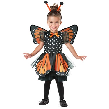Beautiful Butterfly Infant/Toddler Costume