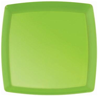 Kiwi Premium Plastic Square Platter