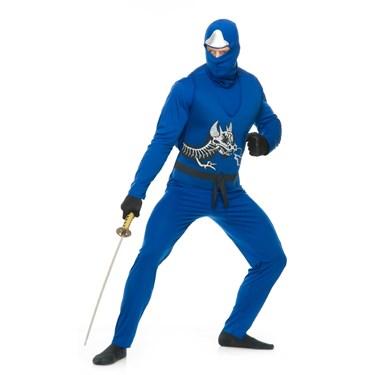 Blue Ninja Adult Avengers Series II Costume