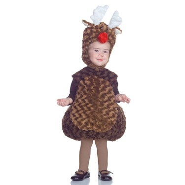 Lil Reindeer Toddler/Child Costume