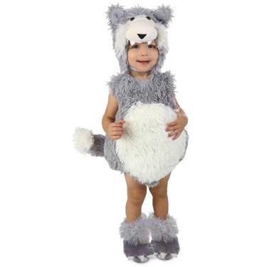 Vintage Big Bad Wolf Infant/Toddler Costume