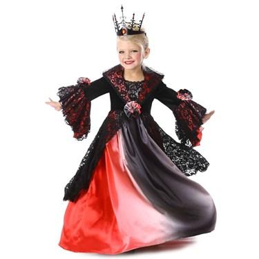 Vampire Princess Girls Costume