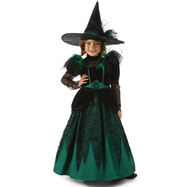 Wizard of Oz Princess  Deluxe Wicked Witch of the West Costume