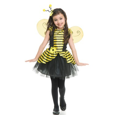 Sweet Bumble Bee Toddler/Child Costume