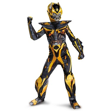 Transformers Age of Extinction - Prestige Bumblebee Child Costume