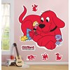 Clifford The Big Red Dog Giant Wall Decals