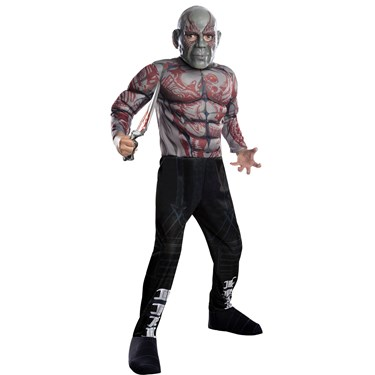 Guardians of the Galaxy - Deluxe Drax the Destroyer Child Costume