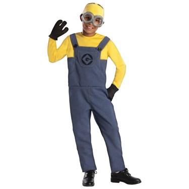 Despicable Me 2 - Minion Dave Child Costume